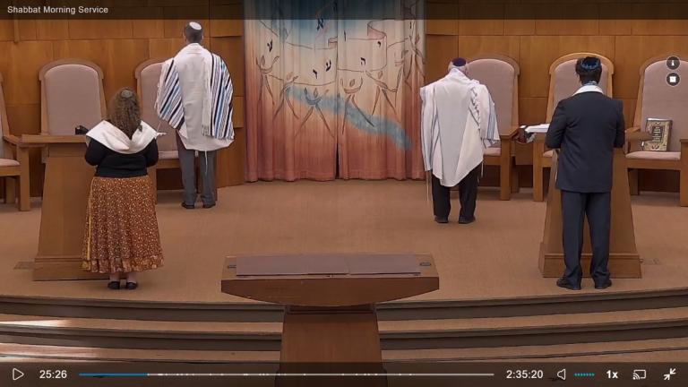 clergy backs